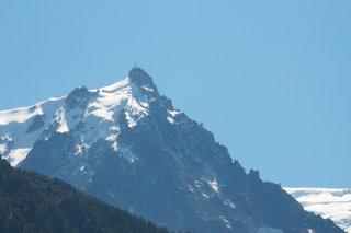 Walker's HauteRoute 07 - Aguile du Midi from Chamonix