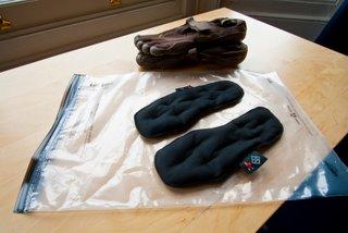 Dampire Dryzone Shoe dryers, OPSak and Five Fingers