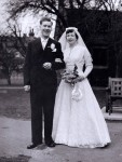 Doreen and Brian - Wedding - 14-03-1959-005